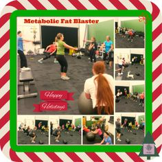 """Metabolic Class at True North Fitness - best way to do """"cardio"""" (modern day that is!)"""