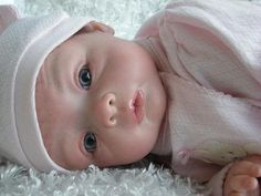 """Reborn Baby """"Sophie"""" by Evelina Wosnjuk; Darling """"Emily Jane"""", So Realistic!"""