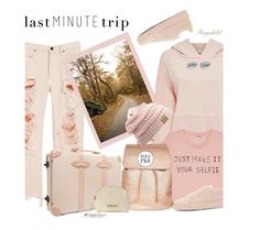 """""""Last Minute Trip"""" by ragnh-mjos ❤ liked on Polyvore featuring Alexander Wang, Bliss and Mischief, Monki, Jil Sander, Globe-Trotter and Edge Only"""