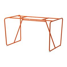 IKEA BACKARYD Underframe Orange