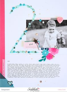 Scrapbooking, Project Life, Memory Keeping