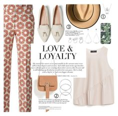 """Love&loyality"" by punnky ❤ liked on Polyvore featuring Maison Margiela and Zara"