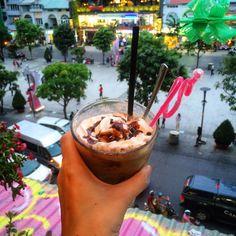 Fashion and travel guide to Saigon Ho Chi Minh City Cafe