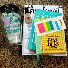 You Got Personal: Engagement Gift Ideas