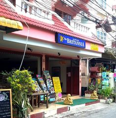Chiang Mai Britannia Guest House Thailand, Asia Britannia Guest House is a popular choice amongst travelers in Chiang Mai, whether exploring or just passing through. Offering a variety of facilities and services, the hotel provides all you need for a good night's sleep. Free Wi-Fi in all rooms, Wi-Fi in public areas, tours, laundry service, bar are on the list of things guests can enjoy. Guestrooms are fitted with all the amenities you need for a good night's sleep. In some of...