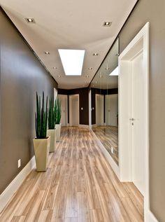 Circulação dos quartos (De Espaço do Traço arquitetura)