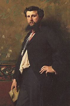 """John Singer Sargent - was an American artist, considered the """"leading portrait painter of his generation"""" fo. Country Bears, Oil Painting Reproductions, Museum Of Fine Arts, American Artists, Illustrators, Florence, Portrait Paintings, Portrait Art, Oil Paintings"""