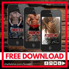 LIMITED TIME **FREE** Download - chellebliss.com/boxset