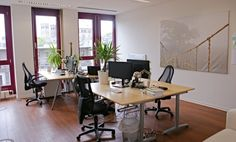SCHÖNER,HELLER BÜRORAUM IN BÜROGEMEINSCHAFT IM GEREONSVIERTEL MIT DOMBLICK     #Büro, #Bürogemeinschaft, #Köln, #Office, #Coworking, #Cologne
