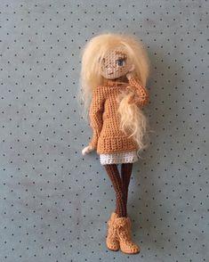 SO CUTE! あみぐるみ/ amigurumi/ crochet doll