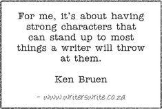 Quotable - Ken Bruen - Writers Write Creative Blog