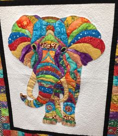 norman the enormous elephant paper piecing pattern - Yahoo Image Search ResultsCheck out this interesting thing - what a very creative design and development Elephant Paper Piecing, Elephant Quilts Pattern, Elephant Applique, Baby Quilt Patterns, Applique Patterns, Applique Quilts, Block Patterns, Elephant Baby, Quilt Baby