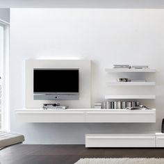 Wall Mount TV Unit...pretty sure this is ilea...wish we would get one in nashville!!