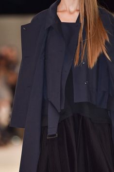 Christophe Lemaire at Paris Spring 2015 (Details)