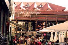 El mercado San Miguel es uno de los mejores lugares de Madrid para comer tapas ricas y sanas. © www.barriosdemadrid.net