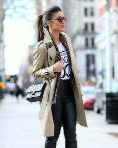 Chanel bag. Great style