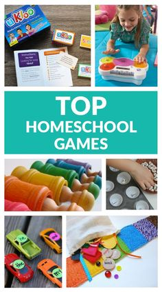 Top 11 Homeschool Games for Kids - Educents Blog
