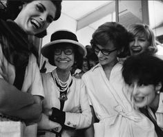 French Fashion Designer Coco Chanel, August 1, 1962