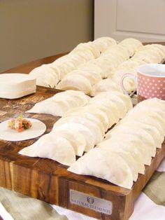 Meal Plan Monday: Homemade Pot Stickers :)