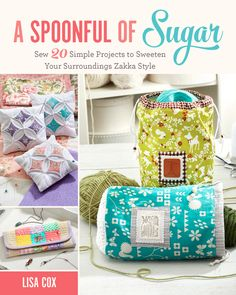 Triangle Pouch - A Spoonful of Sugar