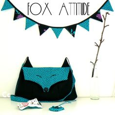 Fox Attitude… par La Couture Rose - thread