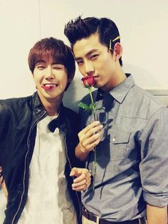 Kwanghee & Taecyeon ♥ taecyeon's beautiful♡