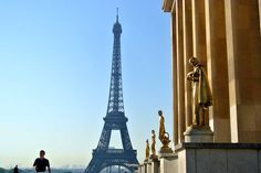 Eiffel Tower, one of many sites on our Seine River Cruise
