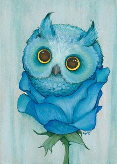 Camilla d'Errico - owl