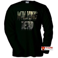Camiseta Walking Dead #camiseta #realidadaumentada #ideas #regalo