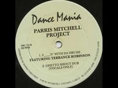 Parris  Mitchell - Ghetto Shout Out!! Feat. Waxmaster