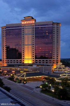 shreveport casinos   Sams Town Hotel And Casino