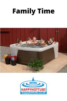 Enjoy some time with your family while socking away your aches and pains Spring Spa, Happy Hot, Hot Tubs, Spas, Hot Springs, Hampshire, Birmingham, Relax, Spa Baths