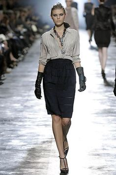 Lanvin Fall 2008 Ready-to-Wear Collection Photos - Vogue