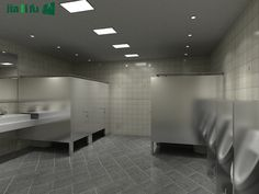 Stainless Steel Bathroom Partitions Exported to Oversas Bathroom Partitions, Stainless Steel