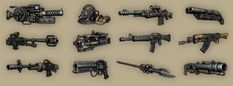More Olympus 2207 weapons and armor by Red888guns