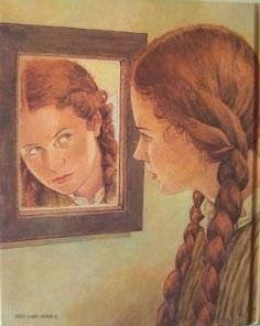 Anne of Green Gables Book 1988 Lucy Maud Montgomery Hardcover Anne Shirley, Illustrations, Book Illustration, Prince Edward Island, Popular Culture, Retro, Childrens Books, Fairy Tales, Literature