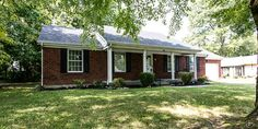 Very Nice Brick Ranch home in Desirable area of Oak Park. Close to the New EAST END BRIDGE! Over 1500 sf 3 BR 2 FULL BATH home with BASEMENT & 2 car GARAGE!   #PaxtonGroup #KellerWilliams #Jeffersonville