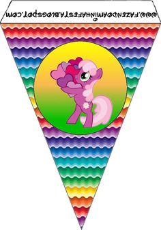 Imprimibles de My Little Pony 6. | Ideas y material gratis para fiestas y celebraciones Oh My Fiesta!