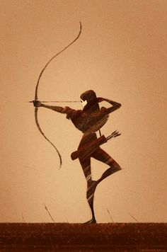 my love too archery
