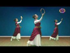 Clase de Danza Cristiana - Patrones Dominio, Victoria y Belleza - YouTube