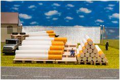 Pause Cigarette ©Alex Grisward