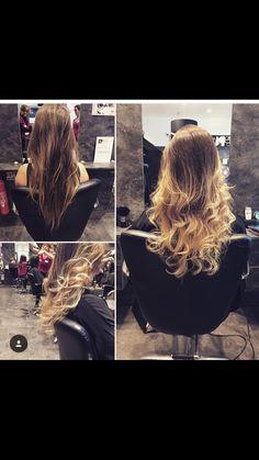 transformation tye and die blond doré effet plage