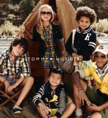 Tommy Hilfiger Kids summer 2012