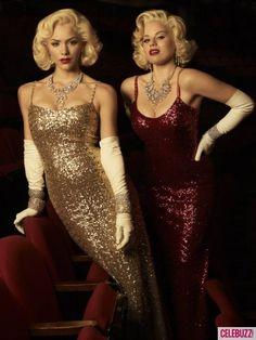Katharine McPhee and Megan Hilty star in NBC's 'Smash.'