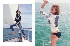 Cover Story | Toni Garrn Photospread | Magazine | NET-A-PORTER.COM
