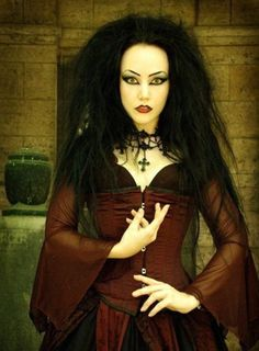 Lady Amaranth - Manoir De Marquise Morticia