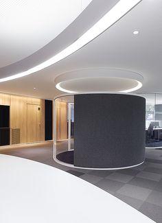 Drees & Sommer Stuttgart, Stuttgart. A project by Ippolito Fleitz Group – Identity Architects.