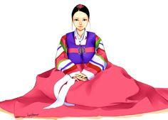 korean girl by harihtaroon on DeviantArt