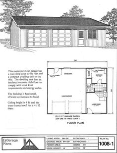 Garage Conversions Plans converting a one car garage into studio apartment - google search