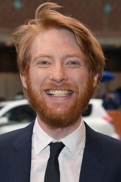 Domhnall Gleeson at event of Brooklyn (2015)